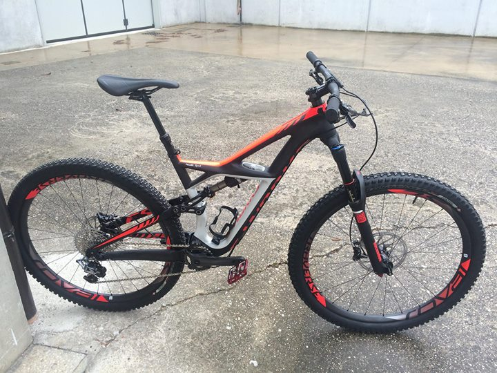 Specialized Enduro 29 S-works 2015 taglia M 8