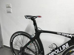 Cipollini RB1000 con Mavic Cosmic carbon 3