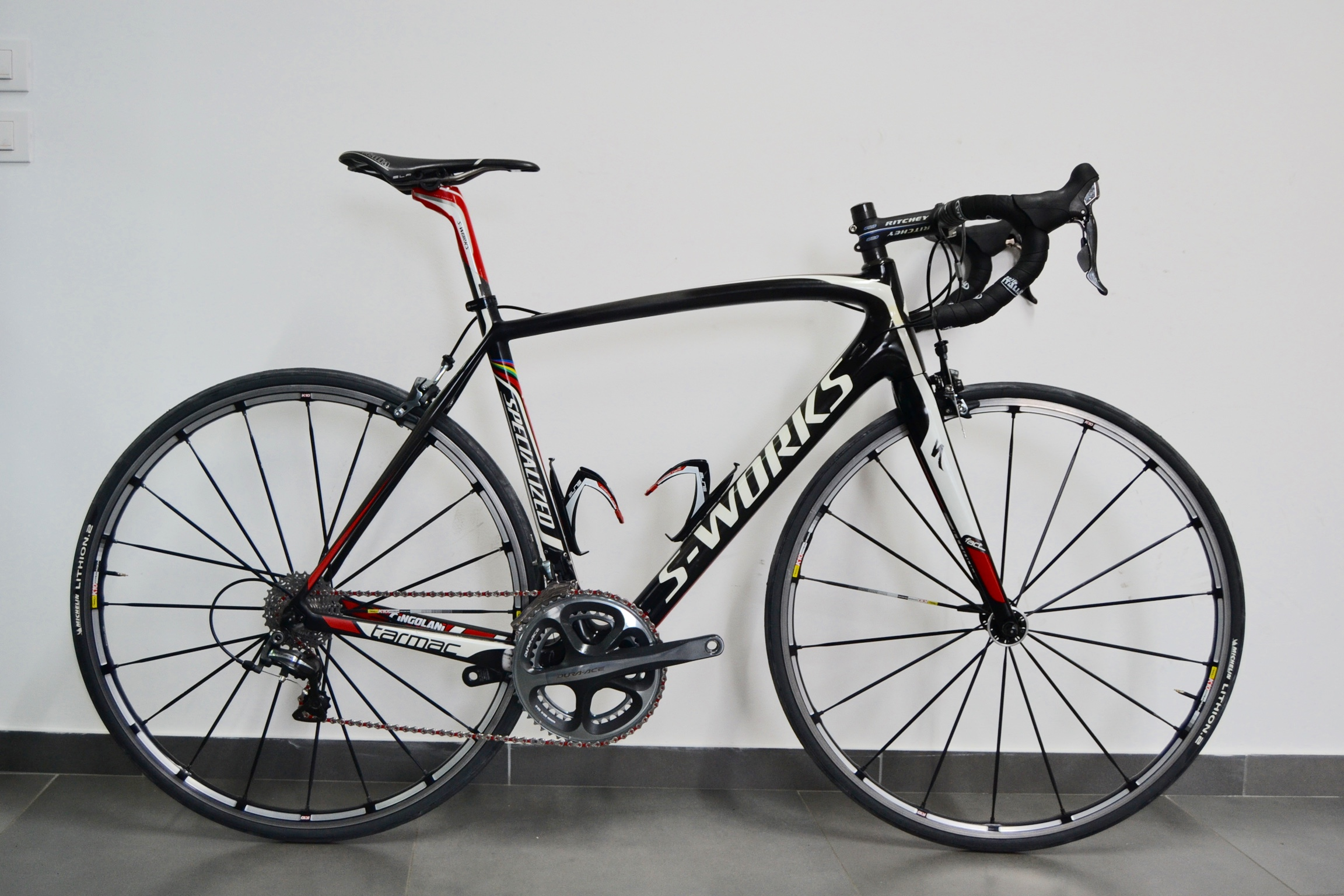SPECIALIZED S-WORKS TARMAC SL4 1