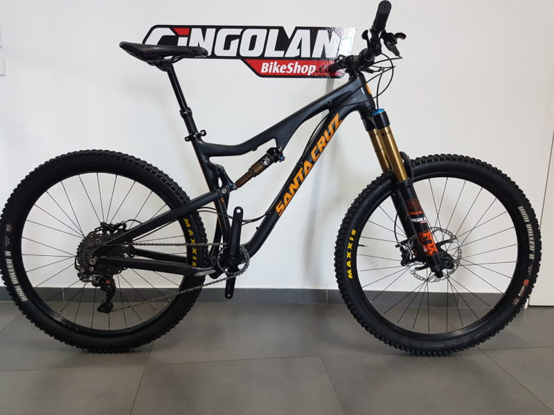 Santacruz Bronson Carbon – 2014 1