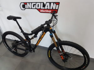 Santacruz Bronson Carbon – 2014 2