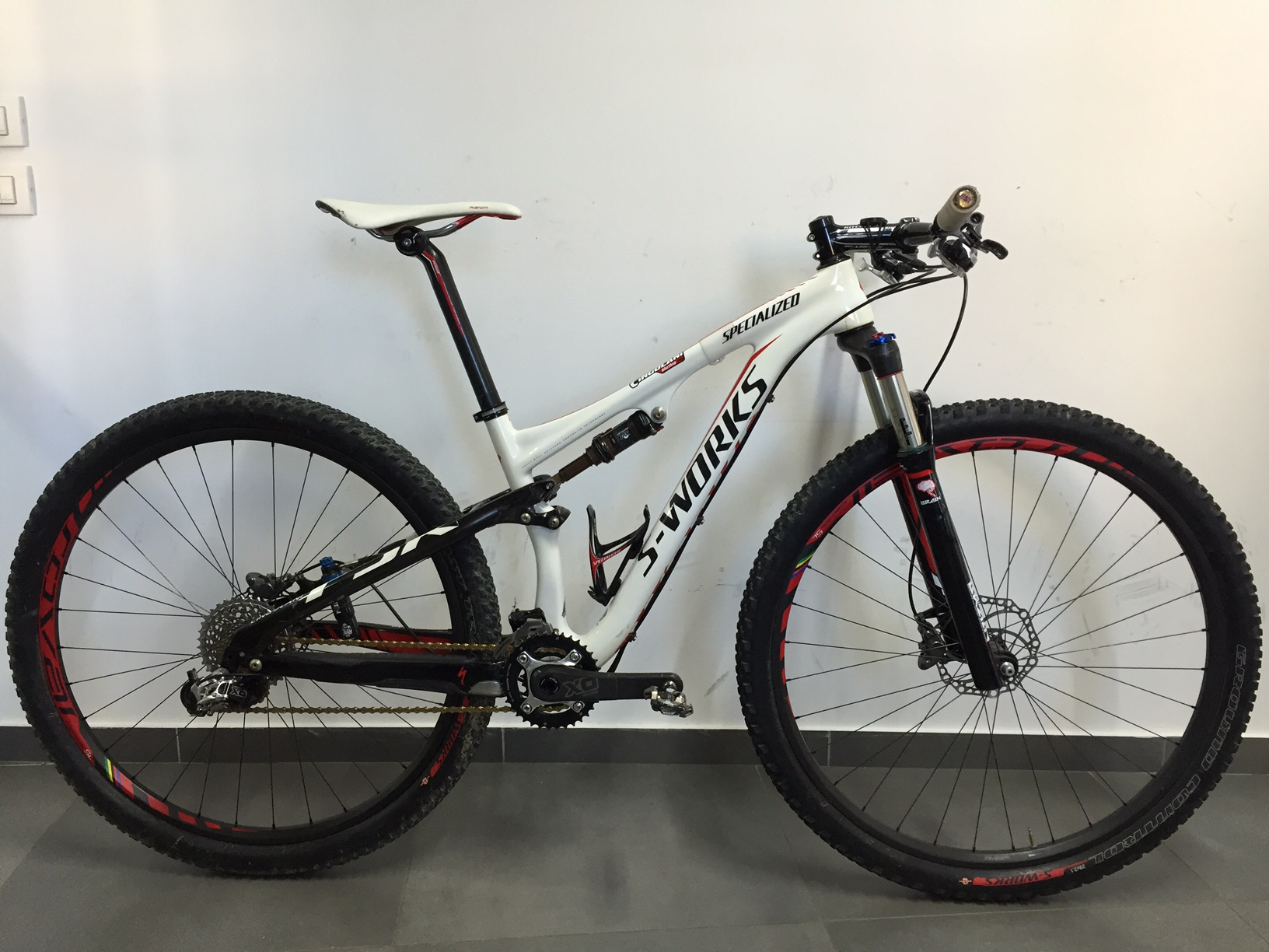 Specialized S-Works Epic 1