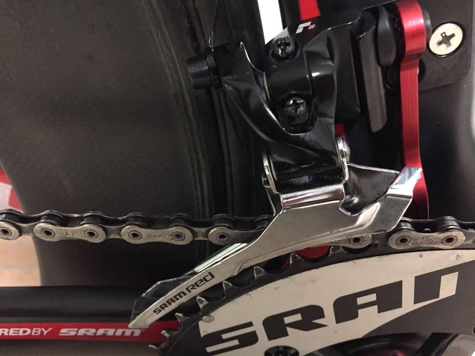 Focus Izalco Max - Crono Triathlon 8